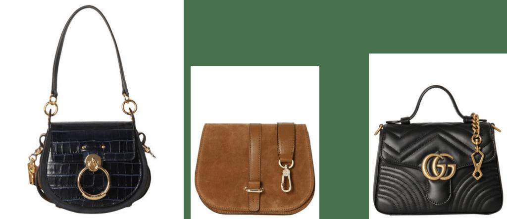 Saddlebags, Businesstaschen