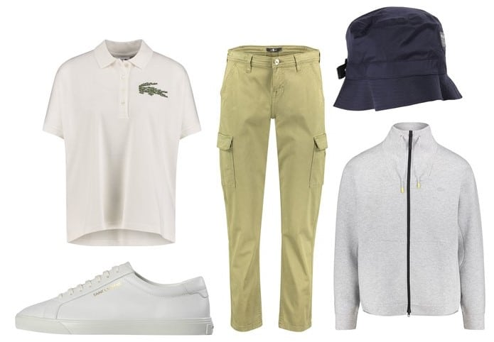 lacoste trend