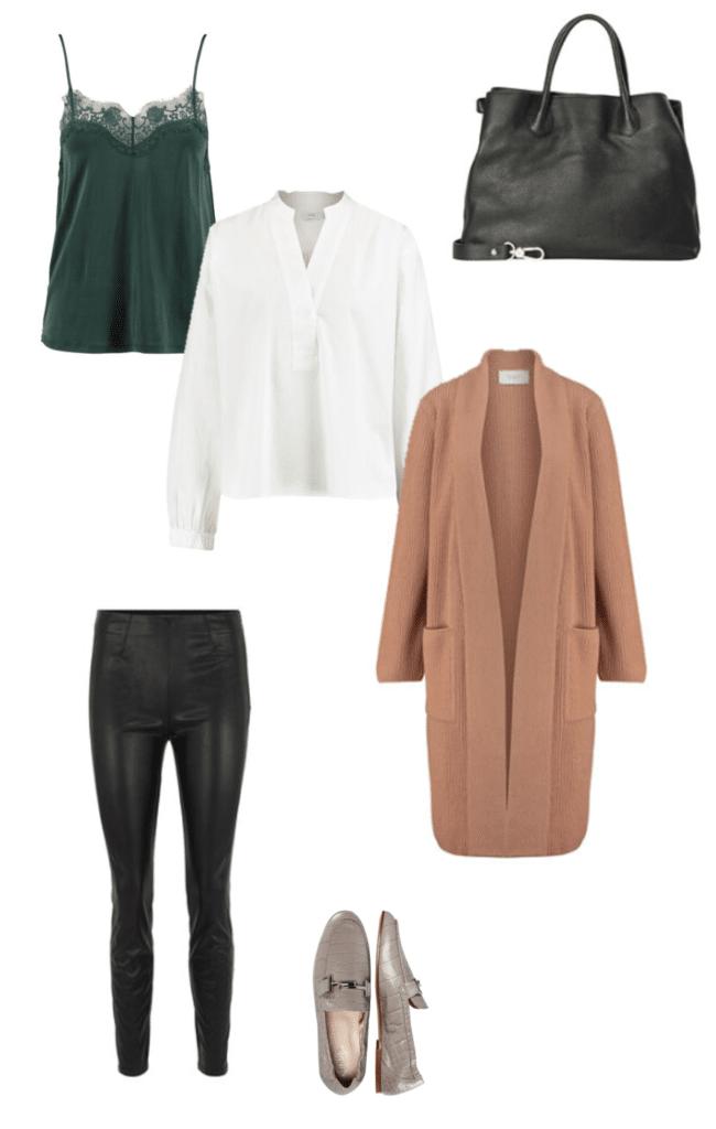 Lagenlook - Layering - Top - Bluse - Cardigan