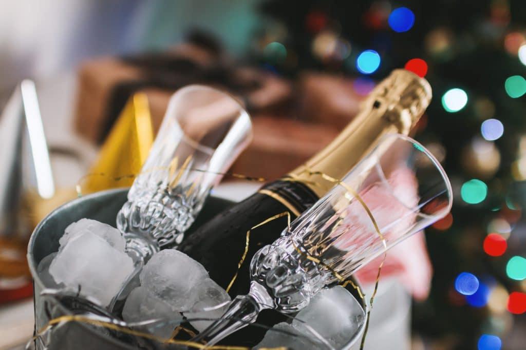 Silvester Champagner