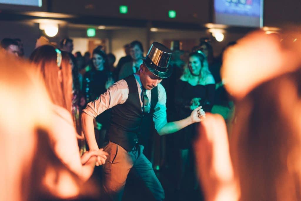 Silvester Tanzen