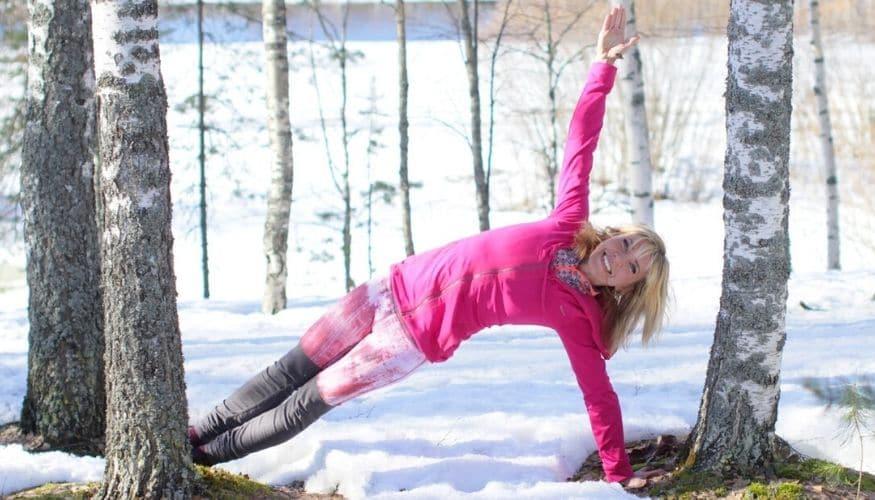 Ski-Yoga: Übungen für die Piste