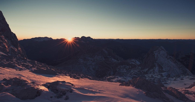 Dunkle Zeiten - Deckt die Wintersonne unseren Bedarf an Vitamin D ?