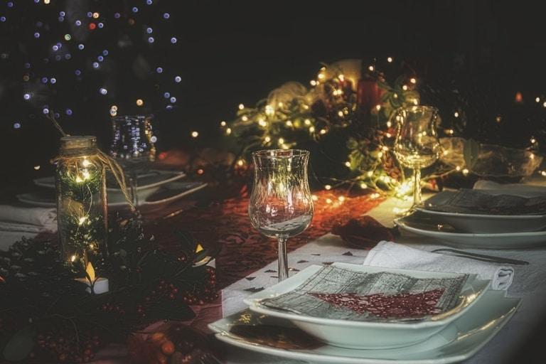 Ein gesundes Weihnachtsmenü