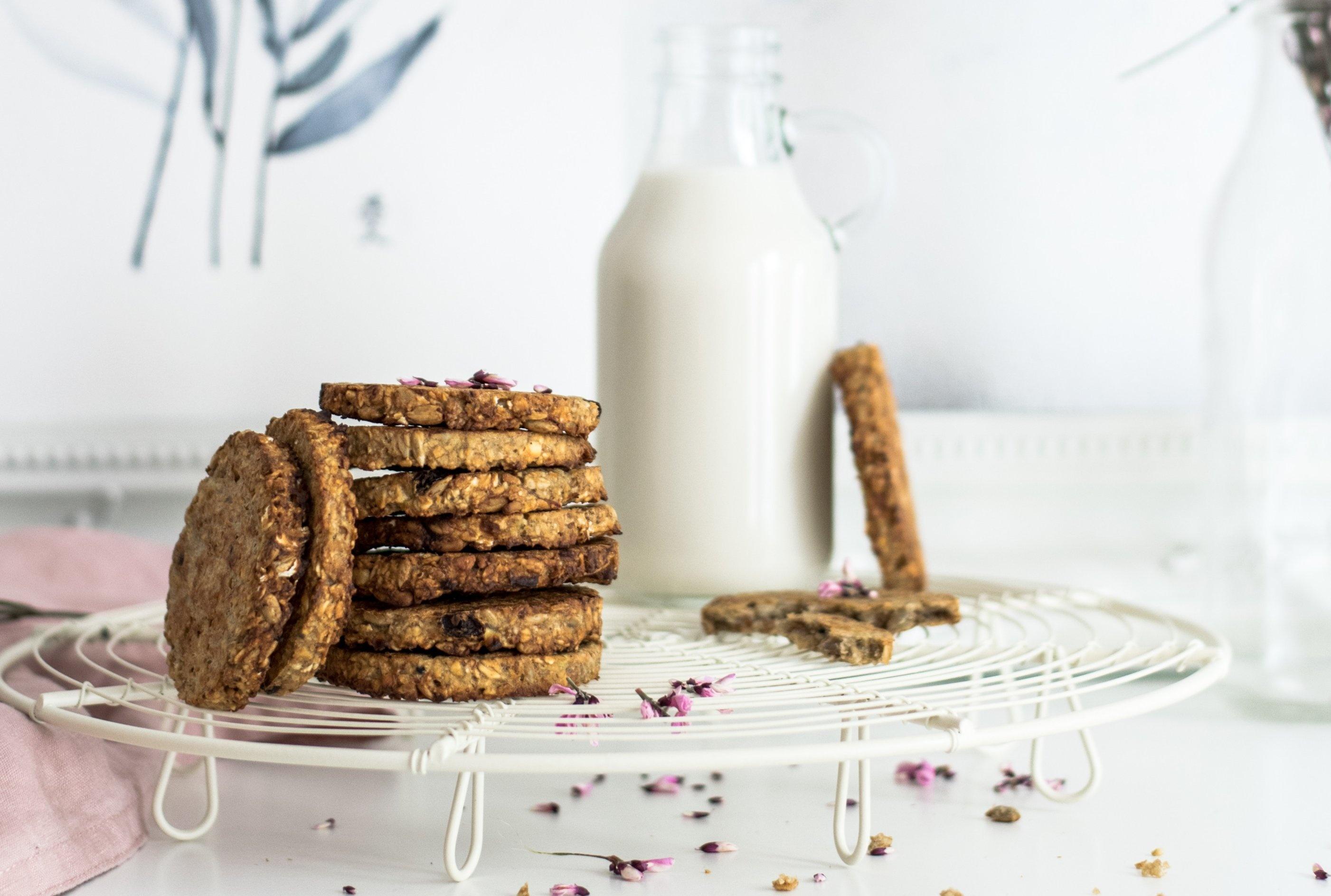 Healthy Weihnachtsbäckerei - 5 Rezepte Die Ihr kennen solltet