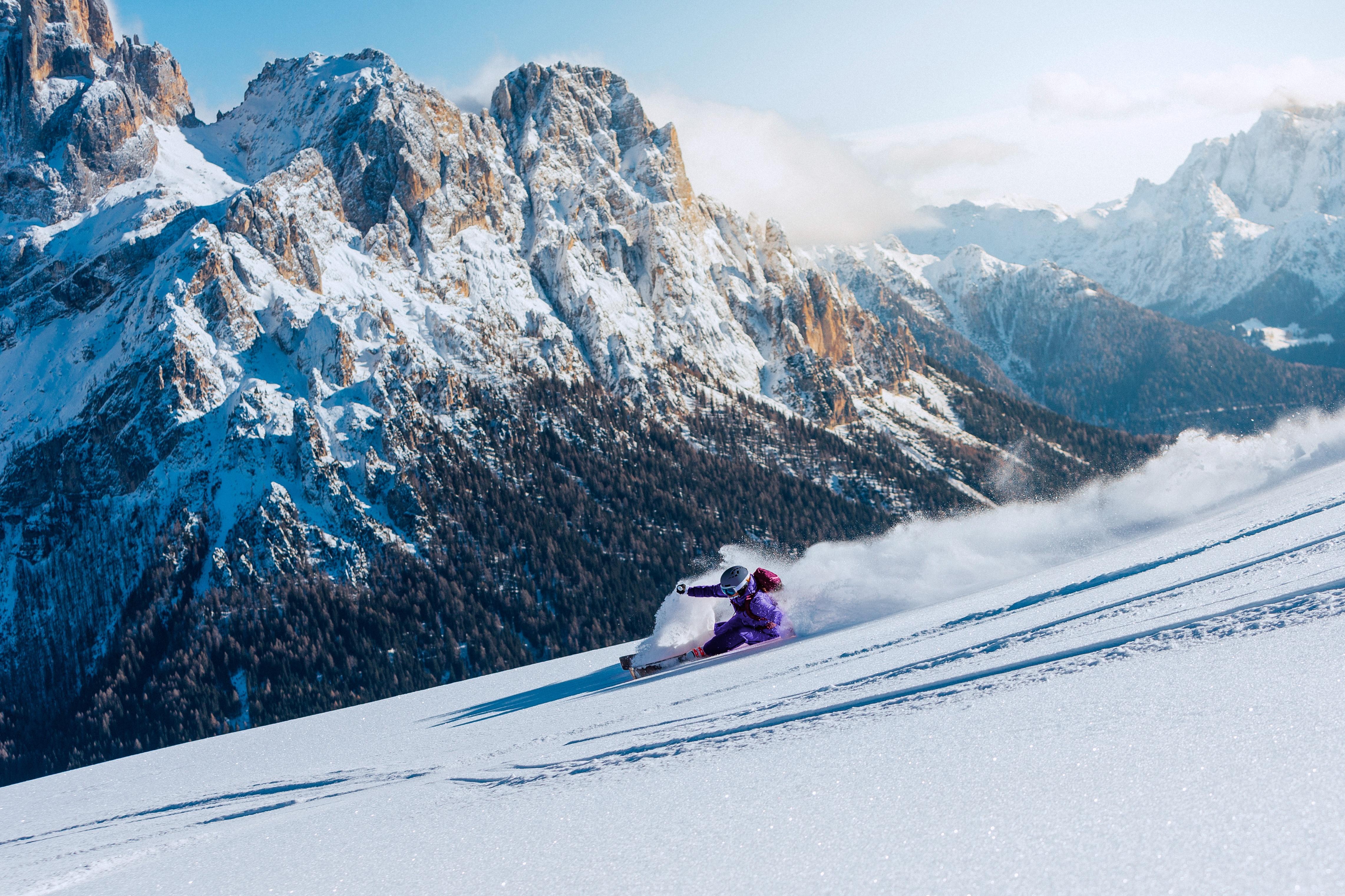 Mit h2o-tours ab in die Berge - Die 5 besten Skitrips ab Mannheim von unserem Partner