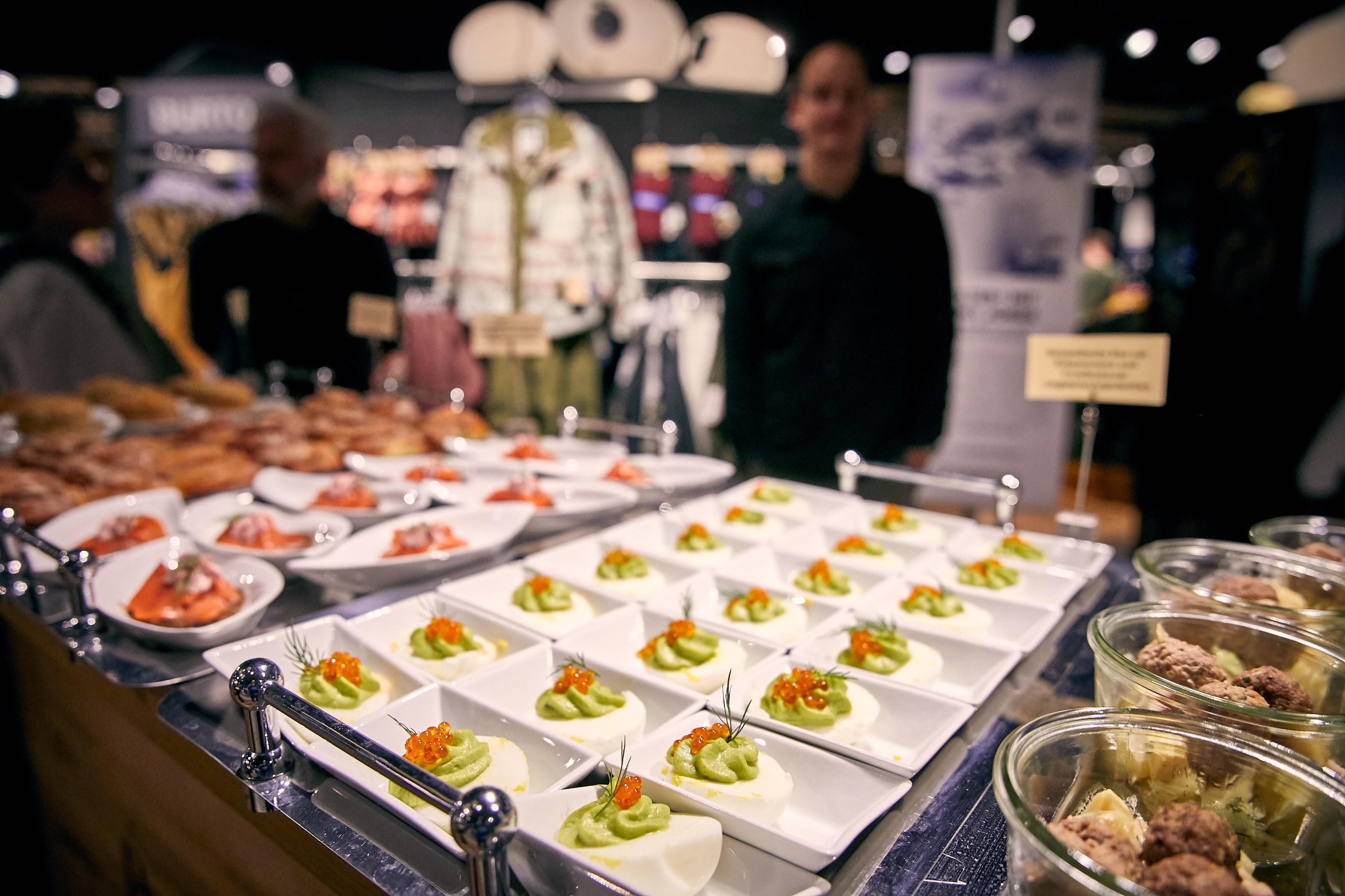 Modenschau, snacks & Drinks - So schön war das Winteropening 2019