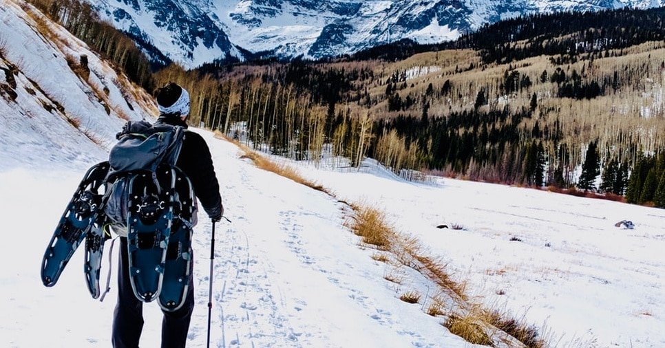 Schneeschuhwandern – ein alternativer Wintersport