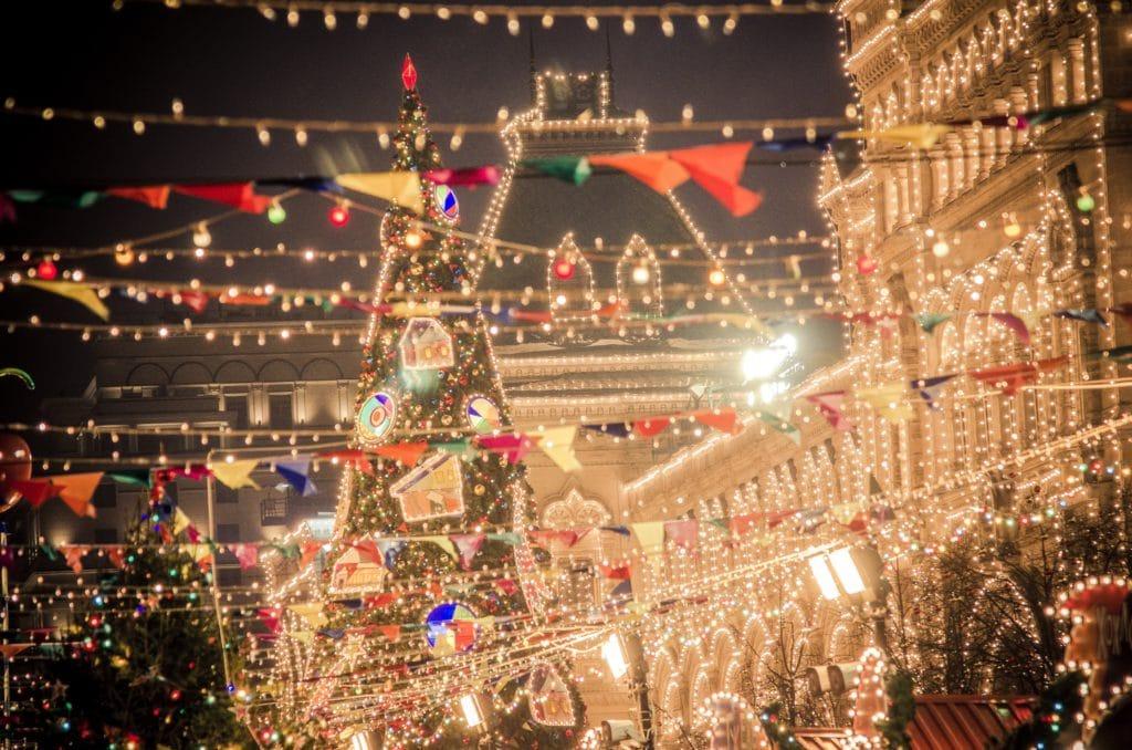stressfreie Adventszeit Weihnachtsmarkt