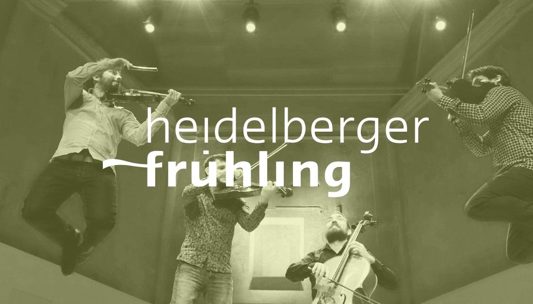 Abgesagt: Konzert in Kooperation mit dem Heidelberger Frühling