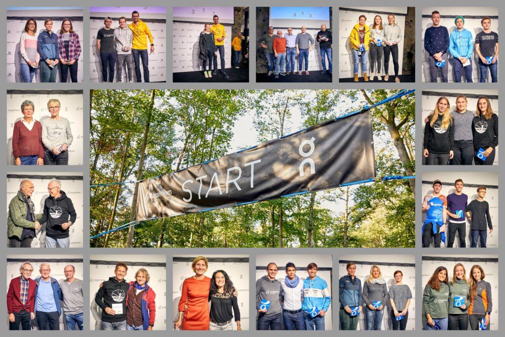 Bild der teilnehmer des Laufcups 2019