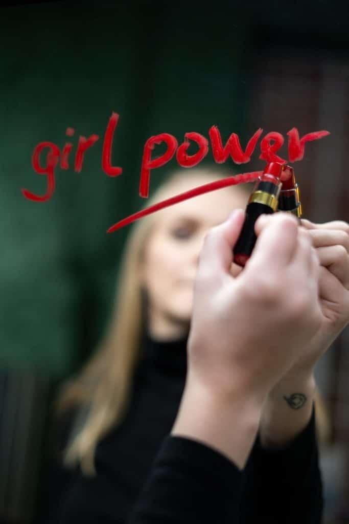 girl power womens day