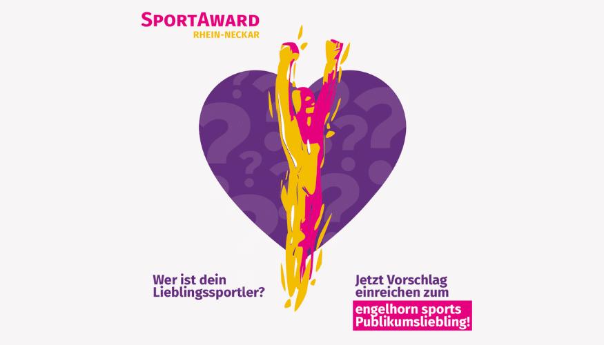 SportAward – Lieblingssportler gesucht!