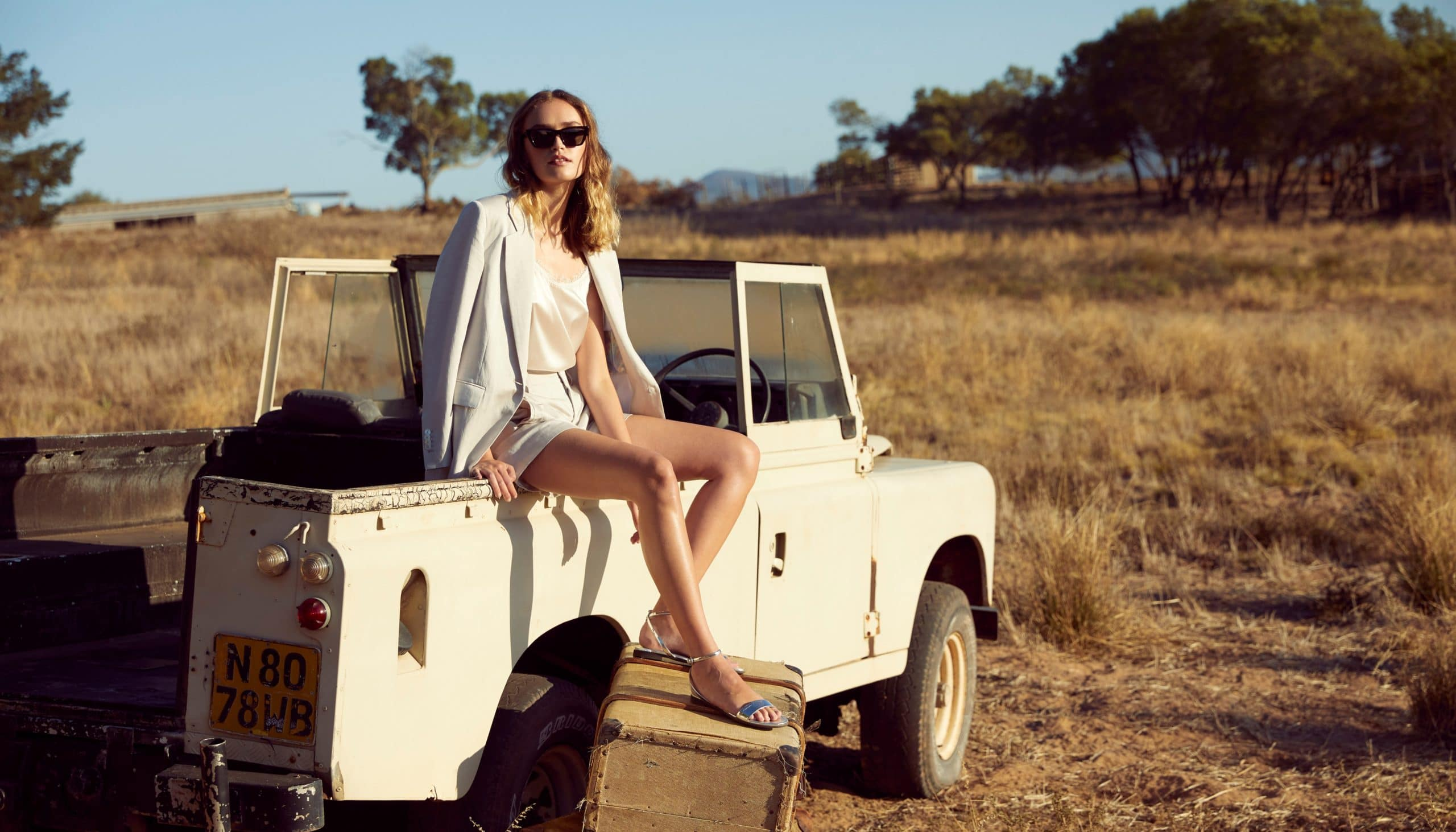 Fashion-Safari: Naturtöne inspired by Kapstadt