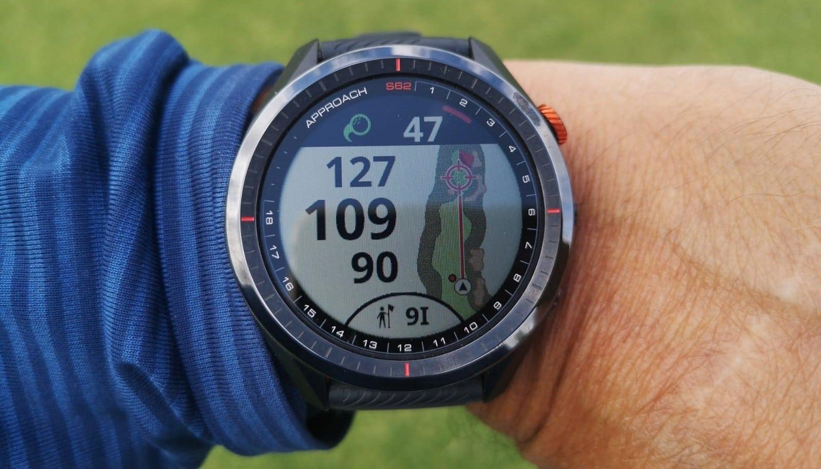 Garmin Approach S62 – Eine Golfuhr der Extraklasse!