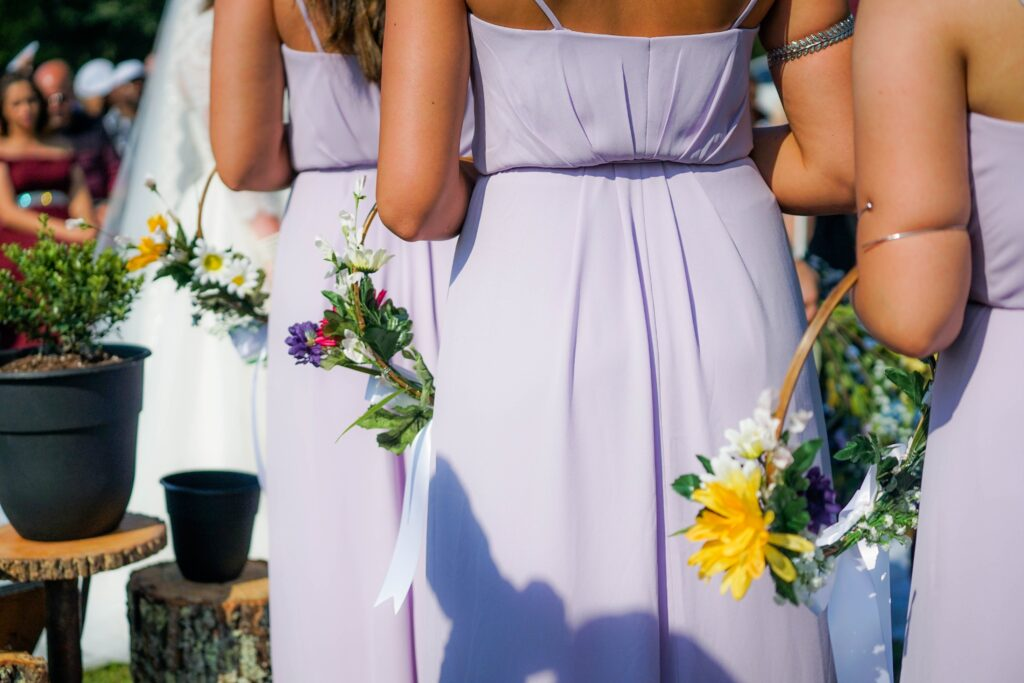 Hochzeitsgast Outfit Pastelle