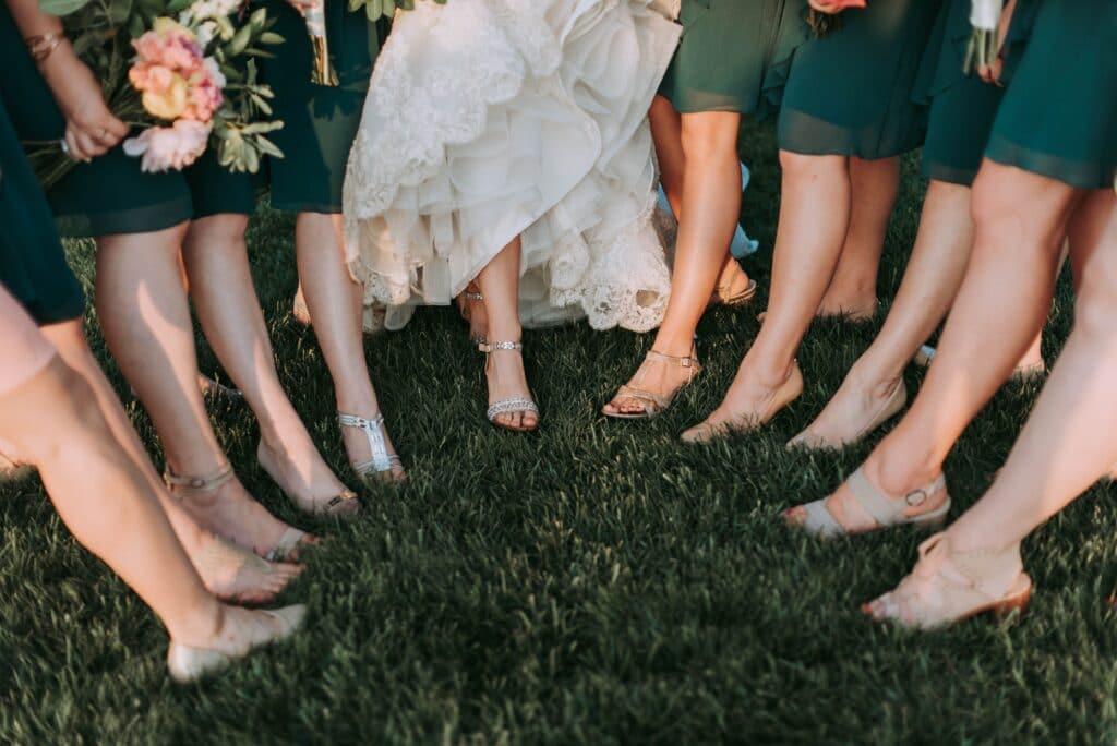 Hochzeitsgast Outfit Schuhe