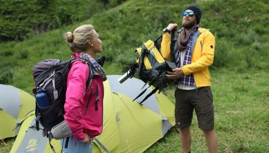 Packliste Camping: Was auf einem Campingurlaub nicht fehlen darf