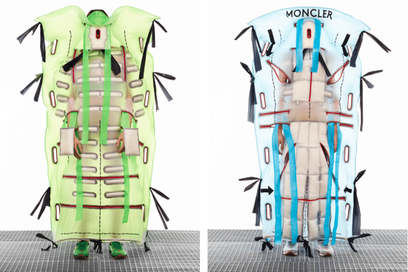 5 Moncler Craig Green Transparent