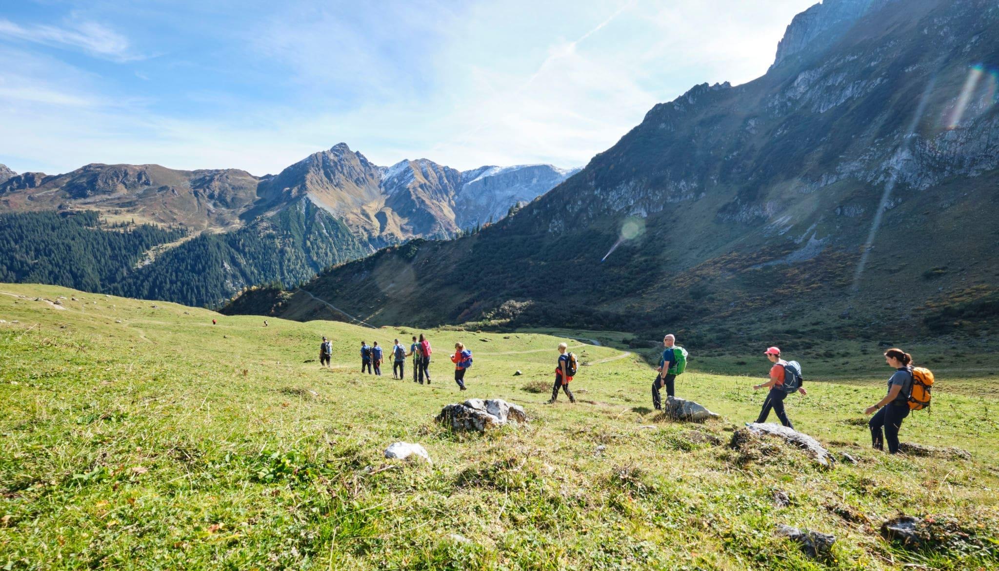 Alpenüberquerung: Schöffel stillt eure Sehnsucht
