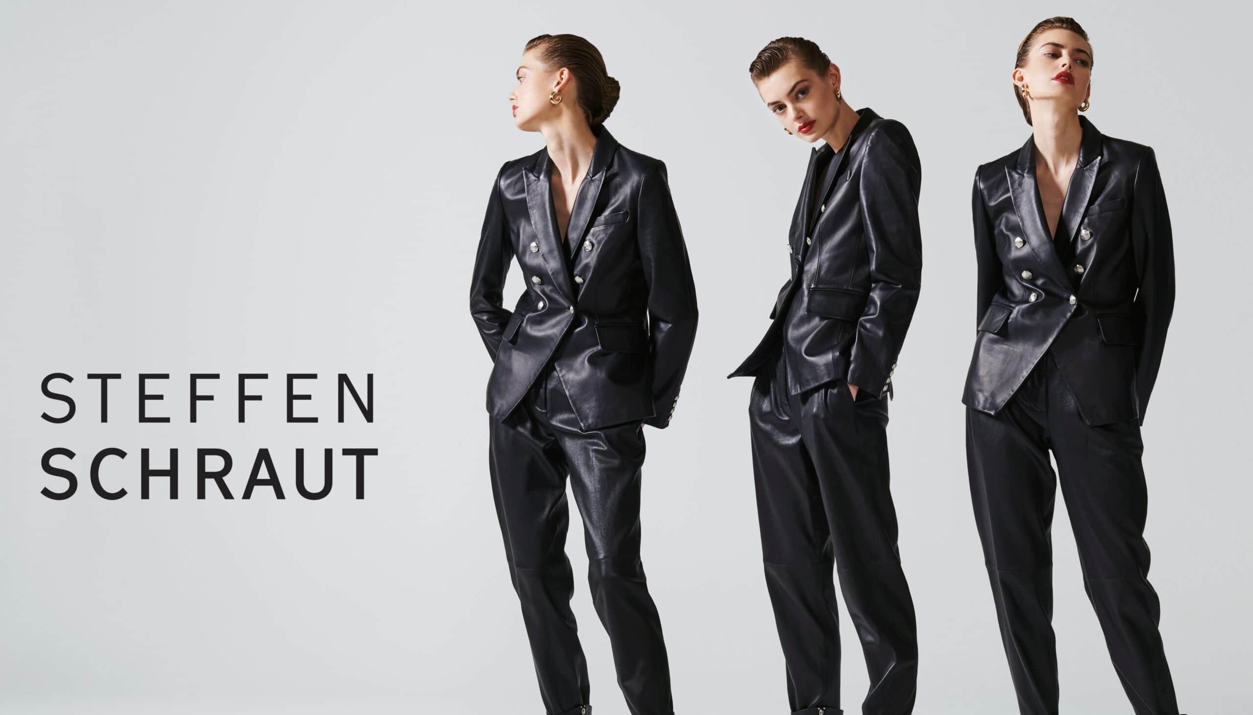 Steffen Schraut Verkaufsberatung bei engelhorn Mode
