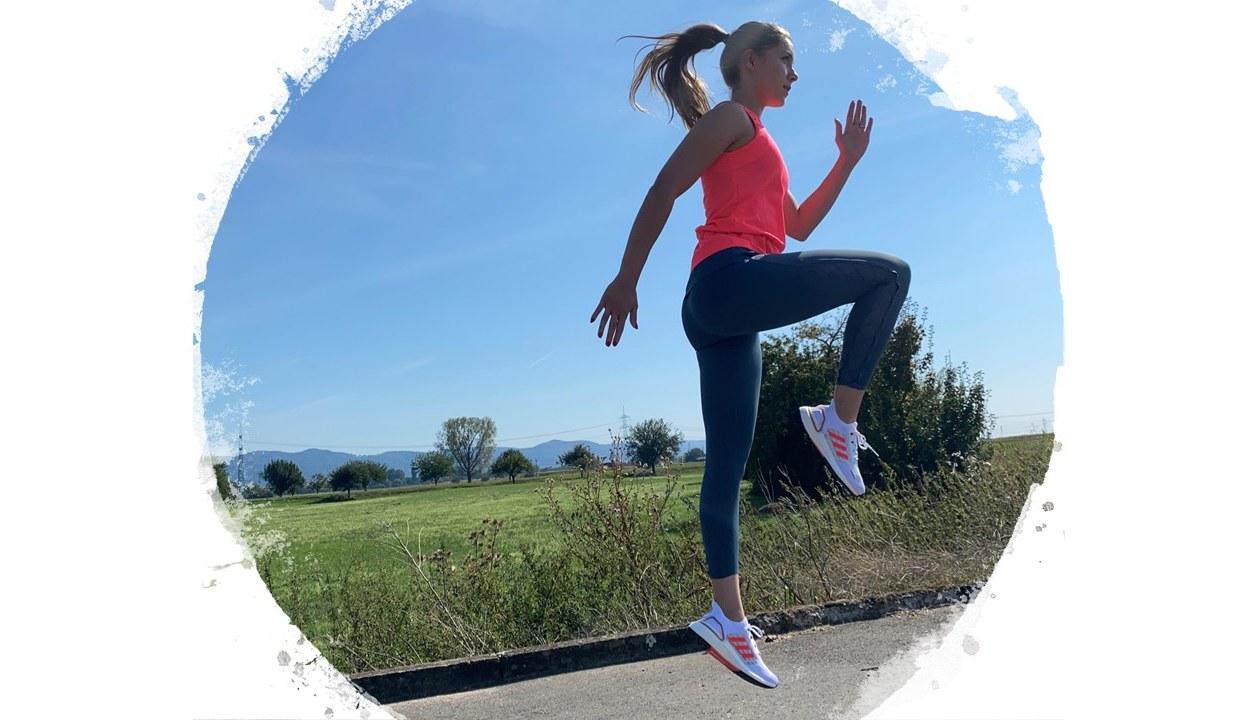 HEAT READY – Kühlend und atmungsaktiv beim Training bei Hitze