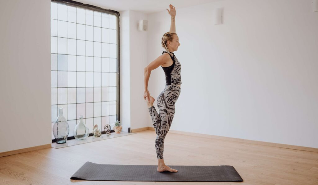 Yogaposen Virasana