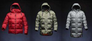Bogner B-Jackets in drei verschiedenen Schnitten und Längen