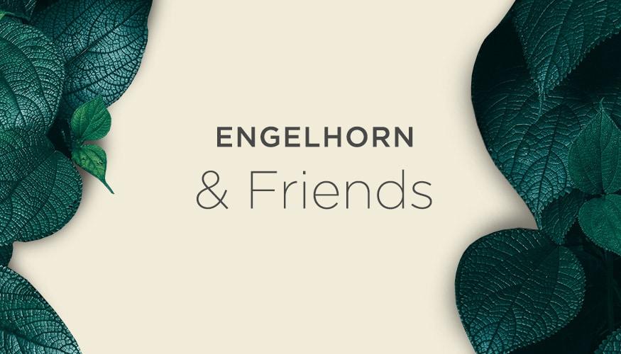 engelhorn & friends 2020 – Mit tollen Deals für den guten Zweck