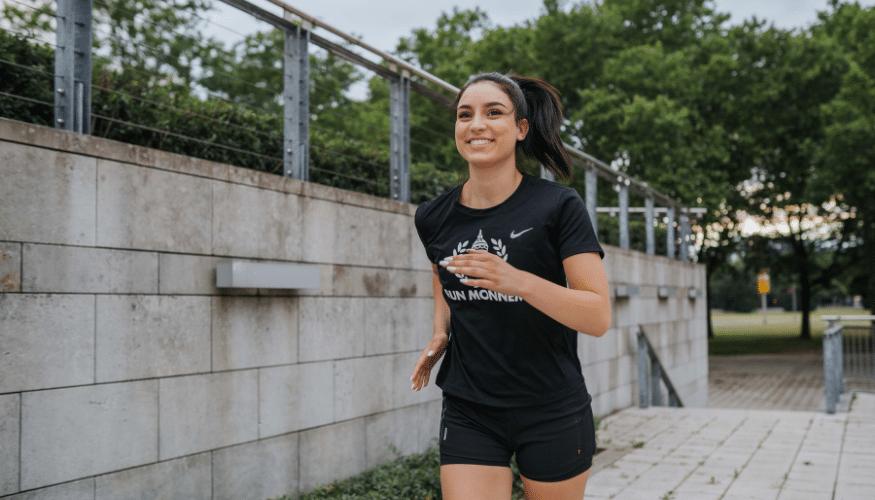 Laufen für den guten Zweck mit Nike und engelhorn