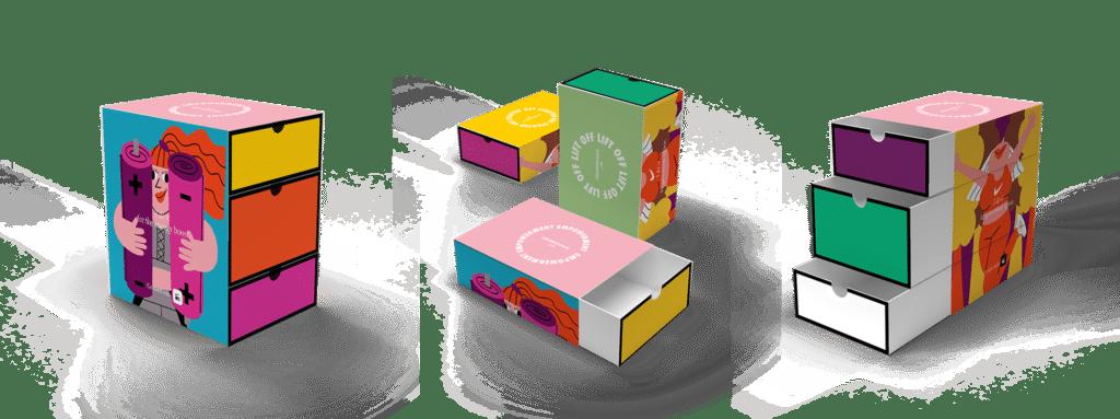 Nike Box, Boxen, Geschenk