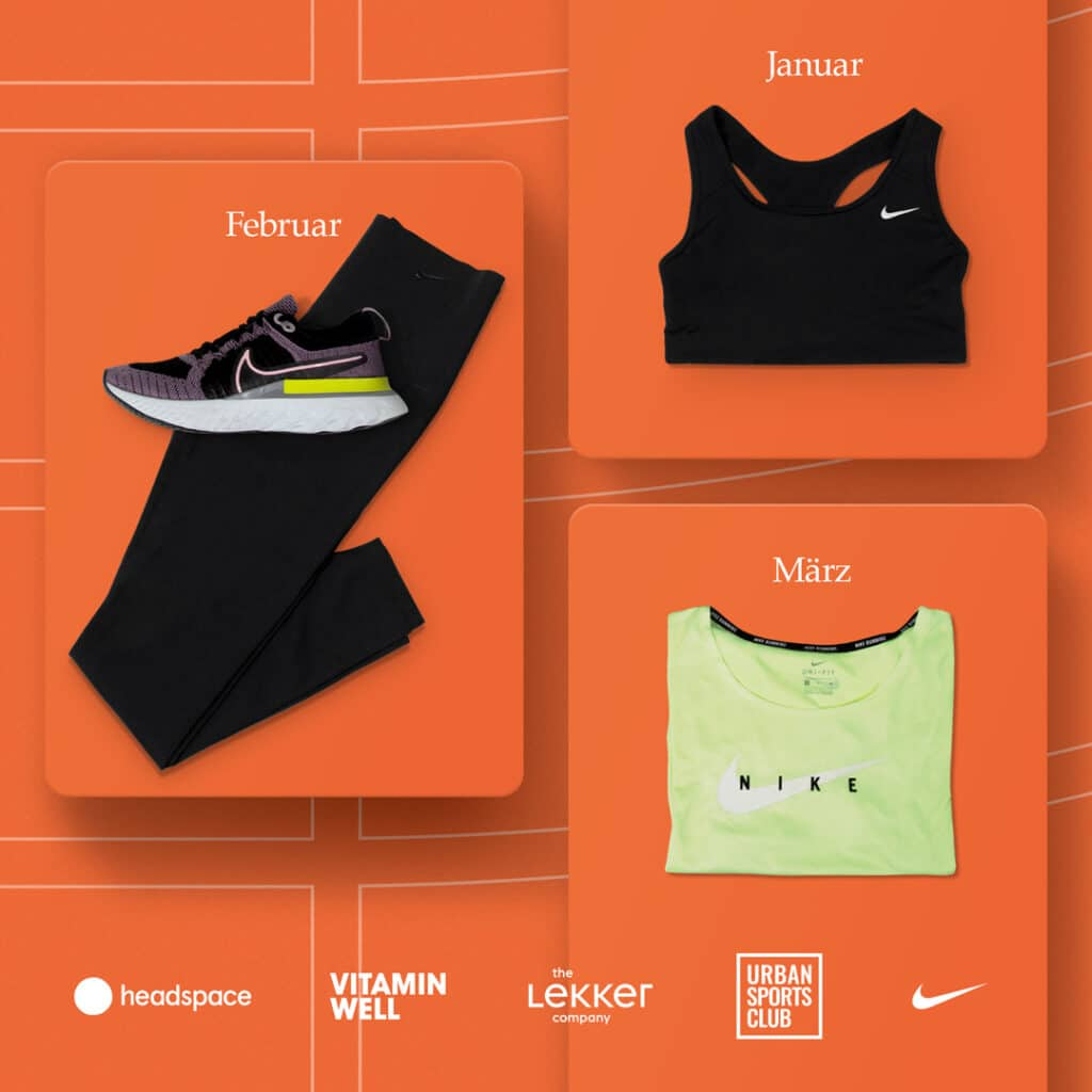 Nike Box, Running Box, Laufen, Laufschuhe, Laufoutfit