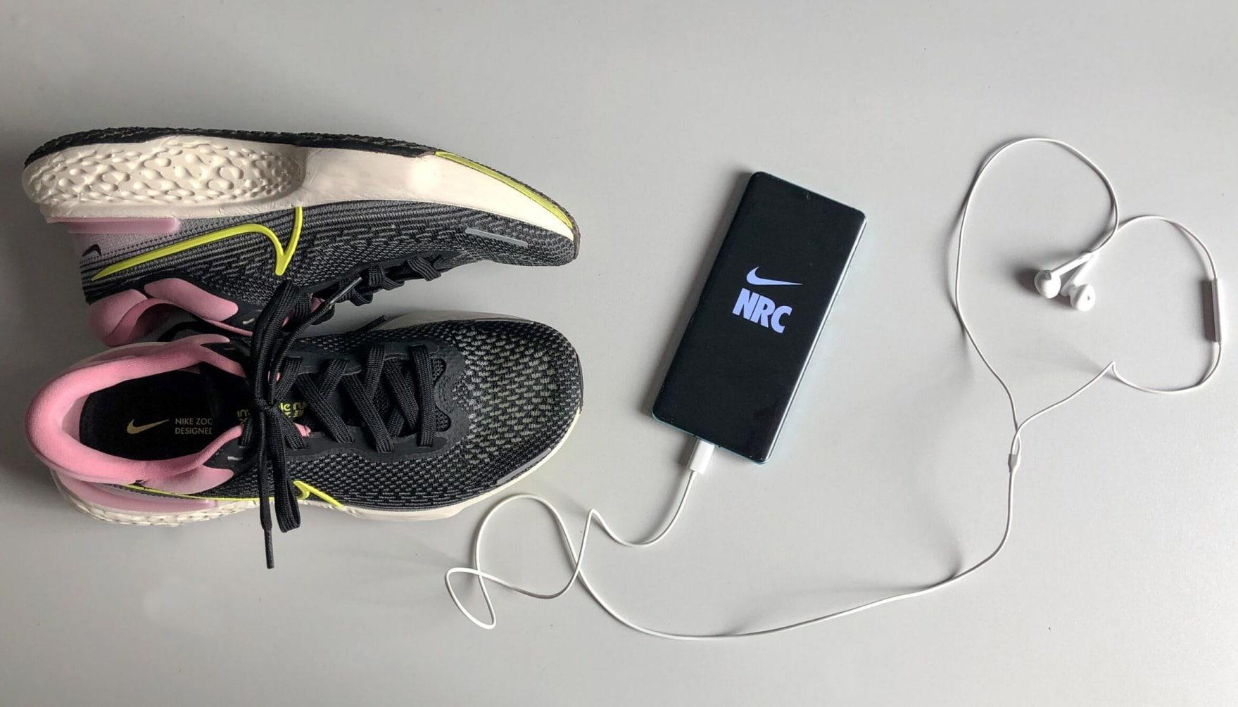 Motivation finden durch Audio Guided Runs von Nike