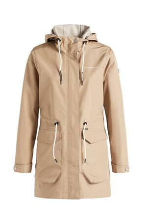 Parka Khujo brown