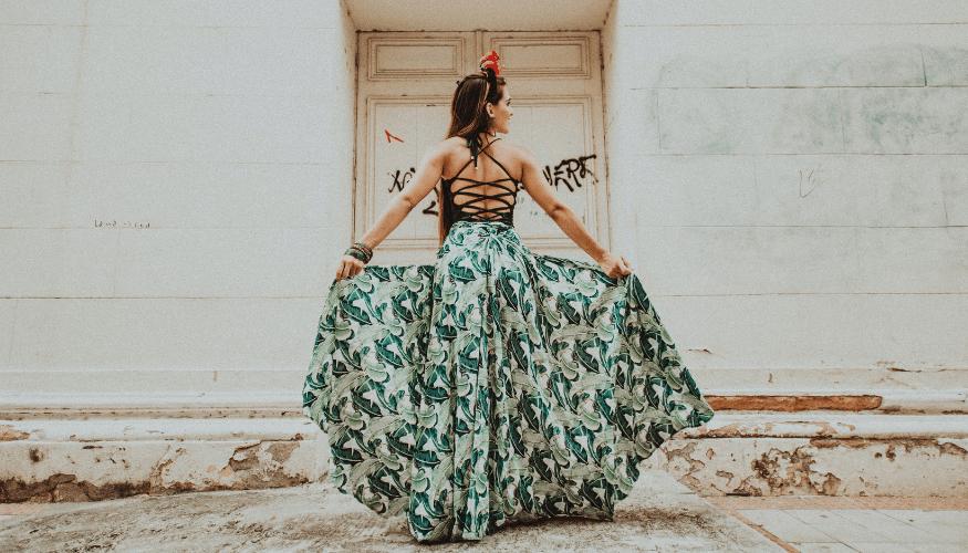 Die schönsten Kleider und Röcke für warme Sommertage