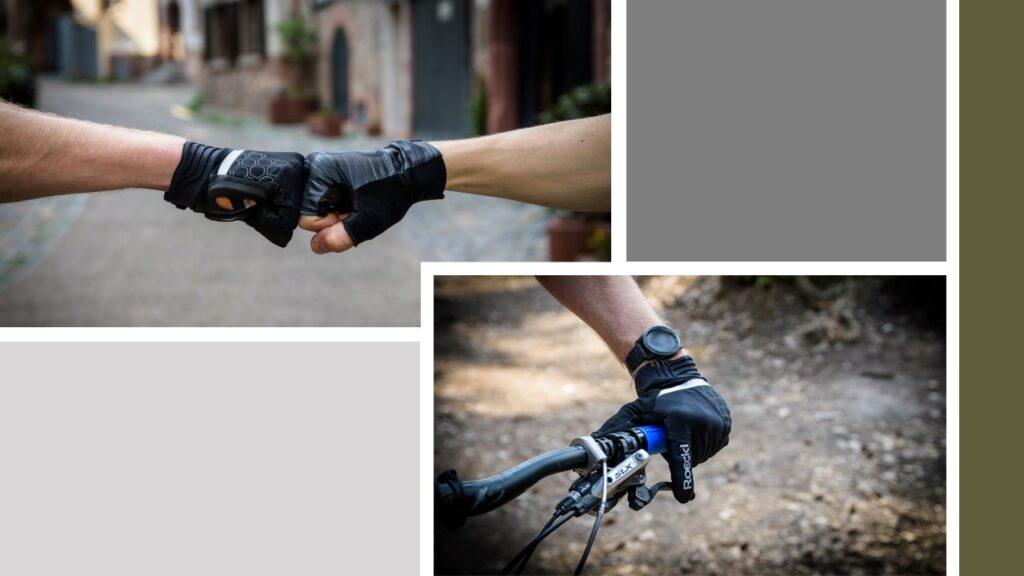 Roeckl Sports Handschuhe, Bi-FUSION, Handschuhe, Fahrrad, Itara, Morgex, Bike