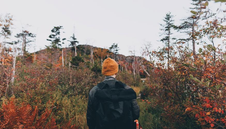 Top gestylt in den Herbst – 5 Trends für Ihn