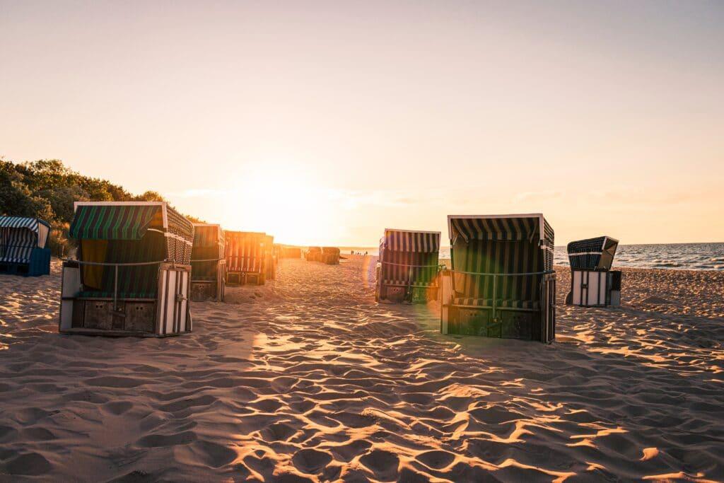 Sommerurlaub Ostsee