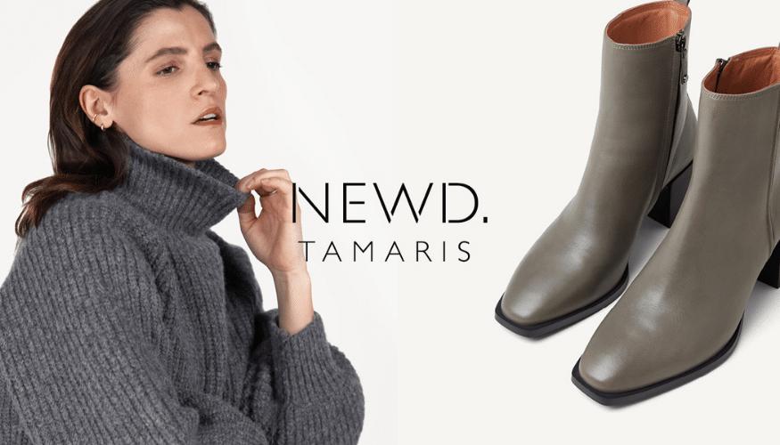NEWD.Tamaris: Diese Schuhe werten jeden Herbst-Look auf