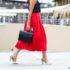 How to: so werden Midi-Röcke kombiniert